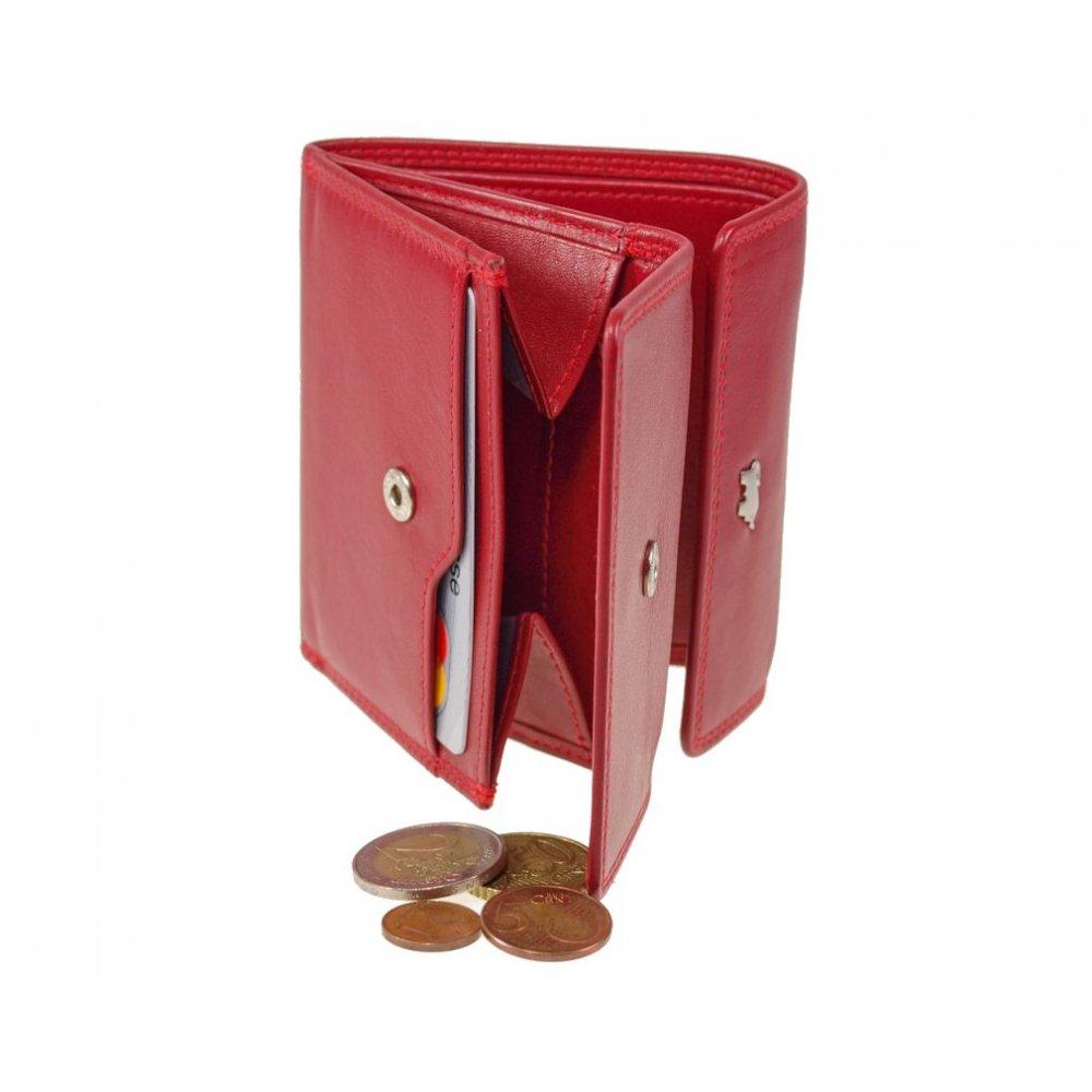 braun b ffel golf kleine damen geldb rse 92115 051 080 rot. Black Bedroom Furniture Sets. Home Design Ideas