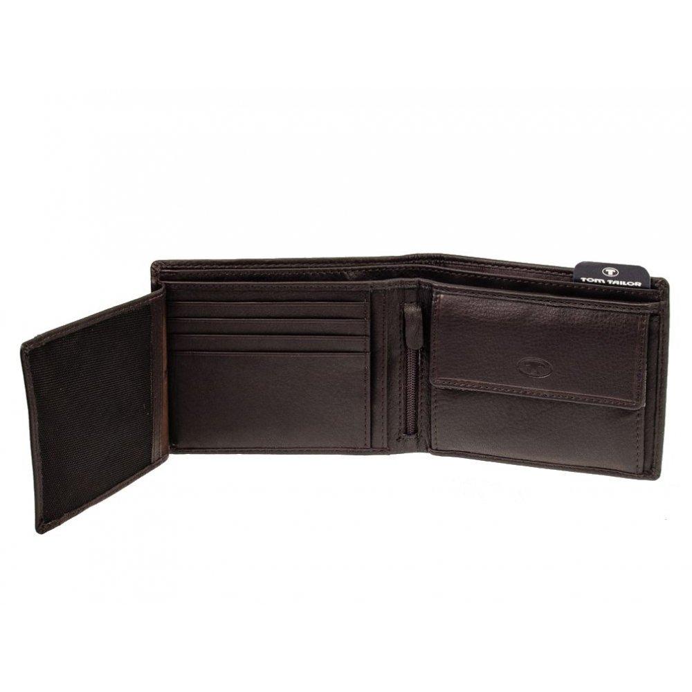 tom tailor jerrie geldb rse 12217 29 braun geldbeutel. Black Bedroom Furniture Sets. Home Design Ideas