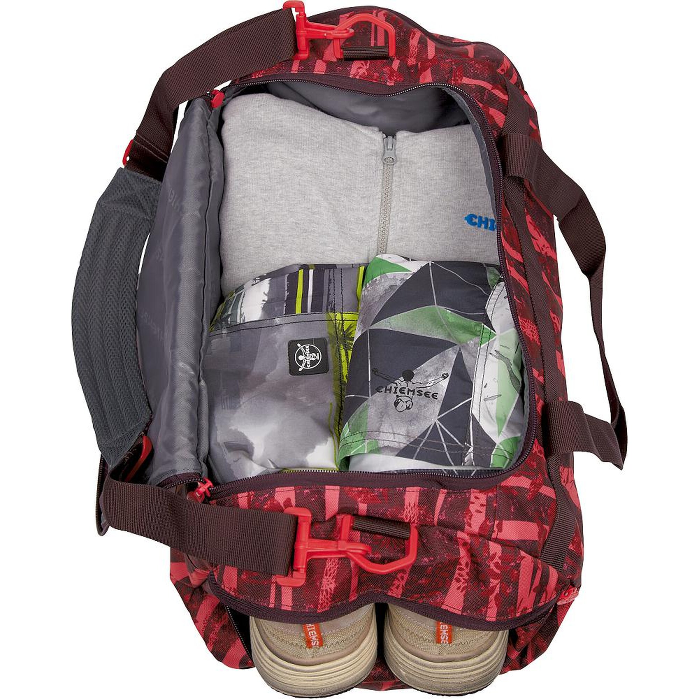 29275d0a6c88a Chiemsee Matchbag Medium Sporttasche 5011007-L0522 ZEBRA FLOWER - Ge ...