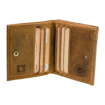 c4319b8929cfe ... Greenburry Vintage Wiener Schachtel 1808-25 Geldbörse Leder ...