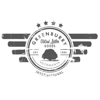 c6764223369e9 ... Greenburry Vintage Wiener Schachtel 1808-25 Geldbörse Leder