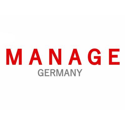 Serie Winner 44501-1 Schwarz Geldbörse Leder Kombibörse von Manage Germany