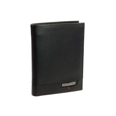 71a424e6e38cf Samsonite Pro DLX 4S SLG Ausweisetui Geldbörse ohne Münzfach 75436 Schwarz  RFID ...