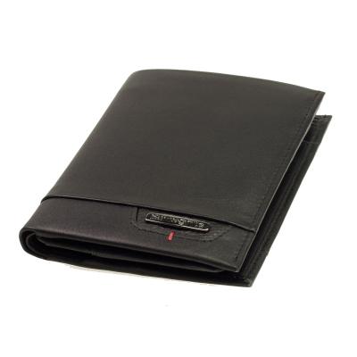 74b91e1d136fb ... Samsonite Pro DLX 4S SLG Ausweisetui Geldbörse ohne Münzfach 75436  Schwarz RFID ...