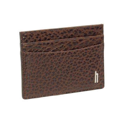 78c108062fc Kreditkartenetui aus Bisonleder von Hartmann, Serie Memphis West G90 006  80754 ...