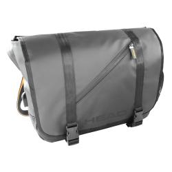 head jump messenger bag gro tasche lkw plane schwarz. Black Bedroom Furniture Sets. Home Design Ideas