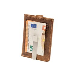 Greenburry Kartenetui Moneyclip Vintage 1614-25 RFID...