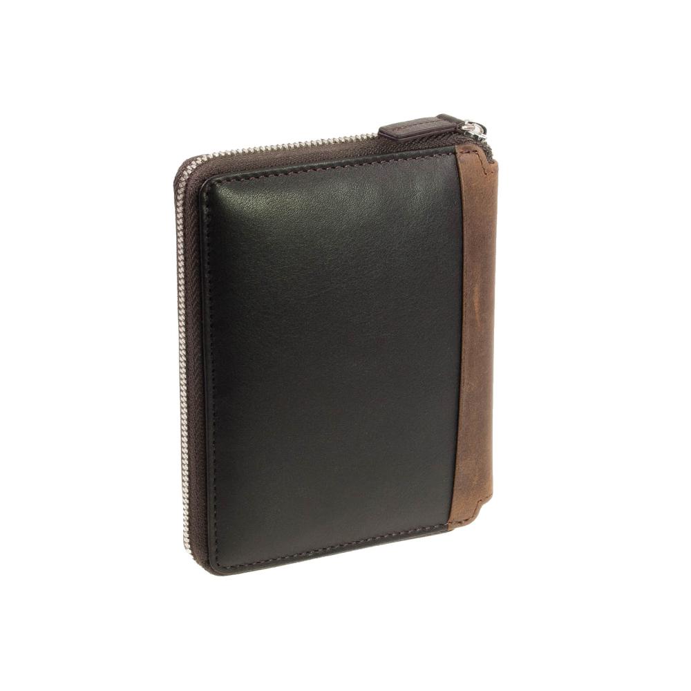 3b3f0833282a45 Geldbörse mit Reißverschluss Maitre Darlinde bundenbach Braun - Geldb,  49,95 €