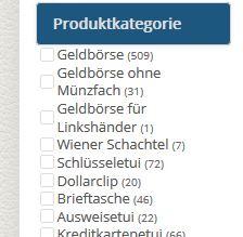 Kaufberatung Produktkategorie