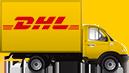 DHL Versandart Geldboerse-Online Shop